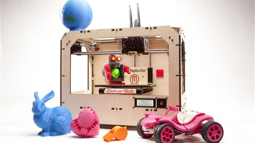 Impression 3D, la démocratisation en marche !