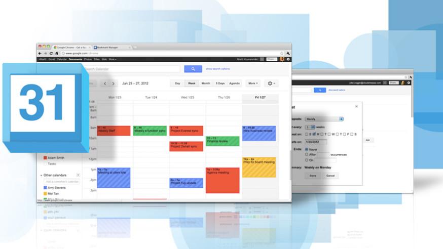 Les alternatives numériques à un calendrier papier