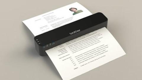 Imprimante portable : le top pour les entrepreneurs nomades