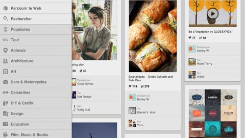 Pinterest lance son bouton «acheter»