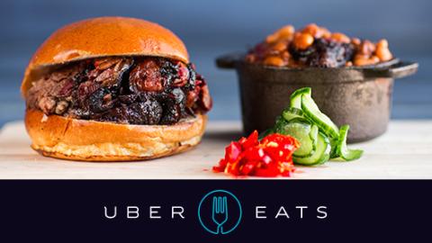 Uber livre vos repas!