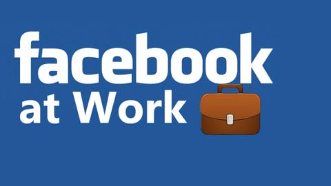 Tout savoir de Facebook at Work