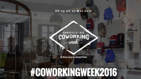 Le Coworking Week 2016 met l'accent sur l'entreprenariat à Marseille