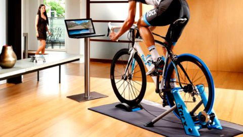 Home-trainer ou vélo d'appartement ?