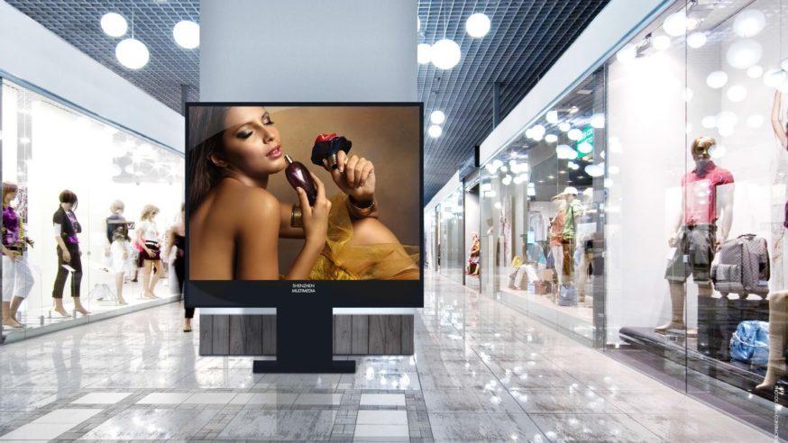 Affichage numérique : un nouveau mode de marketing