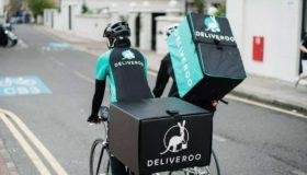 Deliveroo continue à cartonner avec une nouvelle levée de fonds!