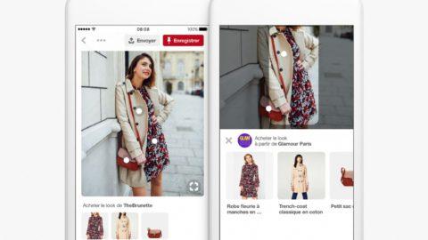 Shop The Look: Pinterest se lance à l'assaut du e-commerce
