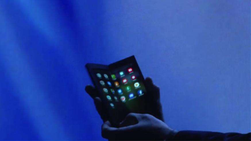 Les smartphones de 2019 : vers une année pliable…